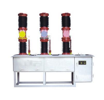 LW34-40.5KV Series 3 phase Outdoor type SF6 Circuit Breaker