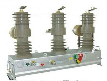 Outdoor Intelligent Electric 3 phase Vacuum Type Circuit Breaker