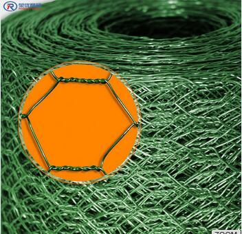 factory supply big coil galvanized wire hexagonal wire mesh
