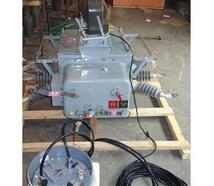 hossin 12kv 24kv High Voltage Boundary Vacuum Circuit Breaker
