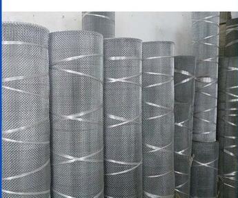 trd/rpd stainless steel woven mesh
