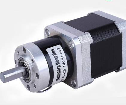12V Stepper Motor 42*42mm, NEMA 17 Motor with Planetary Gearbox