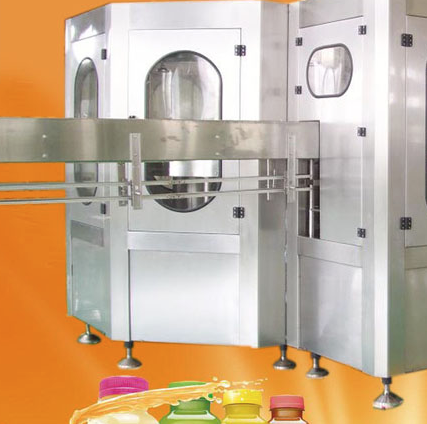 Fully Automatic Juice Filling Production Line