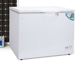 off Grid 100% Solar Powered DC 12V 24V Chest Freezer 190L