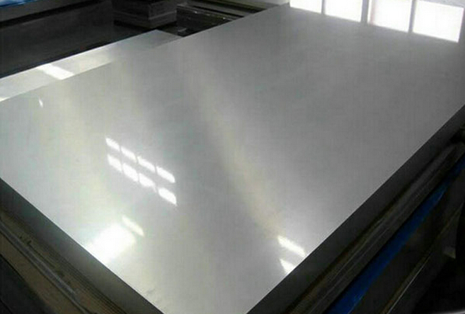 High-Strength Hot Rolled Steel Plate
