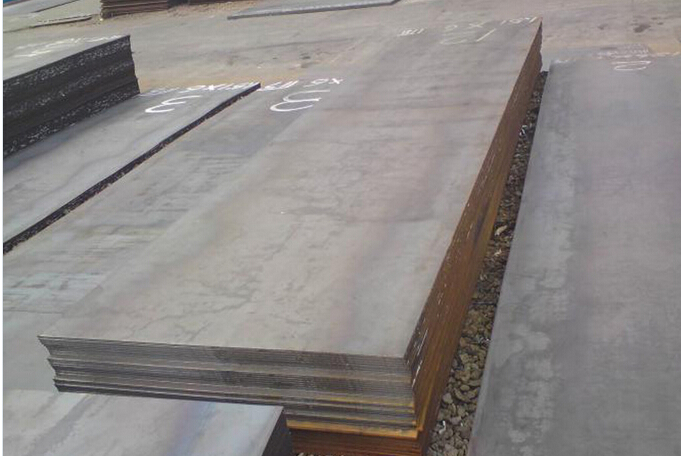 Hot Rolled High-Strength Steel Plate