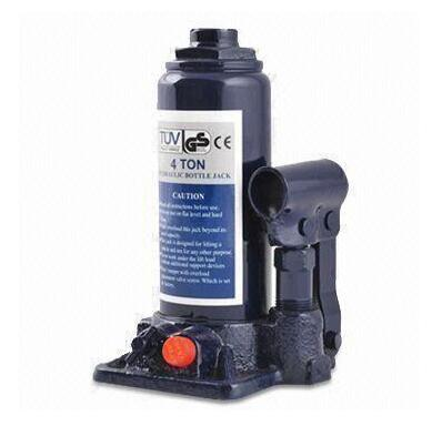 ZW0403 Series Good Quality 1-10T 4tons Lift Hydraulic Bottle Jack
