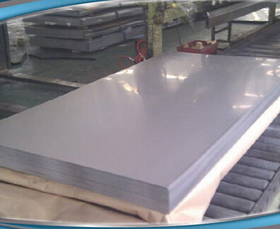 Slit Edge Cold Rolled Stainless Steel Sheet