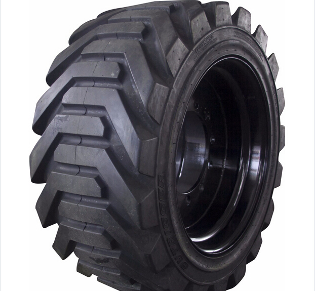 Best Solid Polyurethane Tire  Without Inner Tube