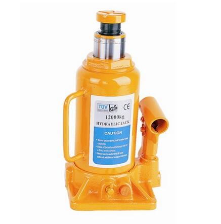 J20412 Series Safety Type Made in China 12t Hydraulic Bottle Jack