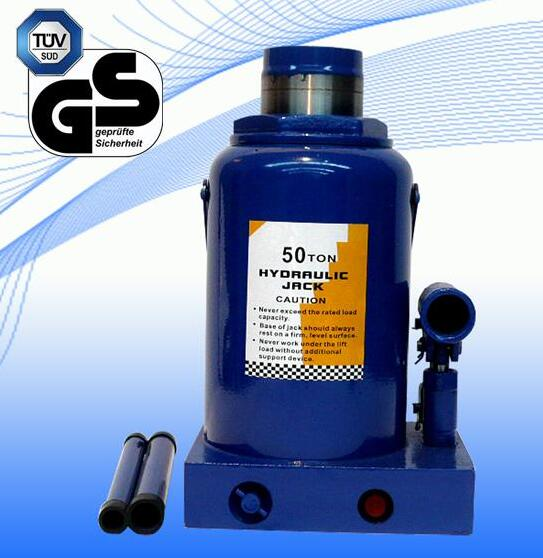 Rh5004A Series Made in Zhejiang Gsce 50t Hydraulic Bottle Jack
