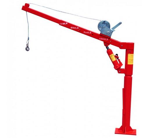 J0601 Series 1000LBS Good Quality Pickup Hoist Pickup Crane