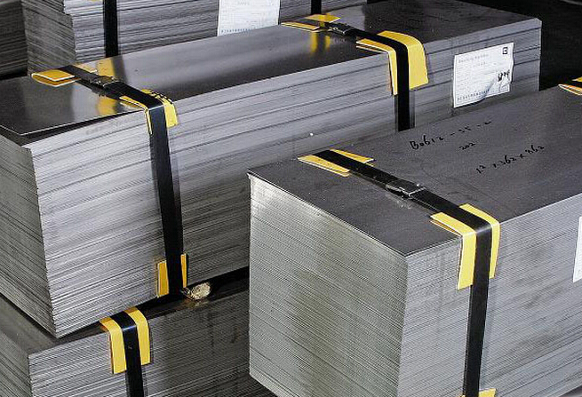 Steel Plates For Shipping and Bridge Building