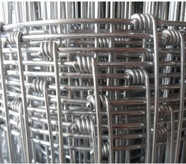 Wholesale galvanized woven cattle wire mesh fence panels