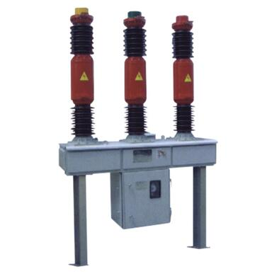 Zw30-40.5 Overcurrent Protection High Voltage Vacuum Circuit Breaker