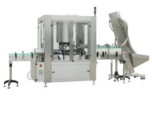 JFX-6A Series Best Supplier of China Rotary Capping Machine