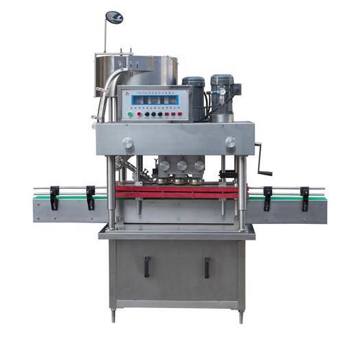 JCP-6A Aluminum Foil Automatic Line Structure Capping Machine