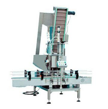 JSX-1 Best Quality Atmospheric Pressure Single Head Capping Machine