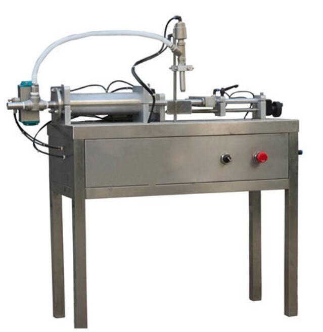 BZ100/500 Series Semi-Automatic Viscous Liquid Filling Machine