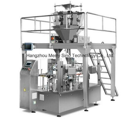 Mr8-200rg Solid Granule Fully Automatic Packing Production Line