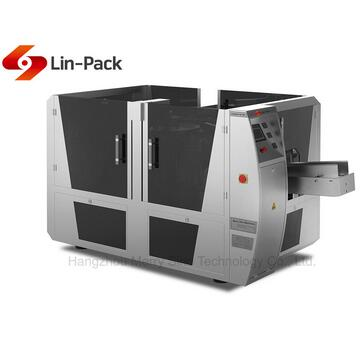 MR8-200RH High Speed Automatic Rotary Food Pouch Packing Machine