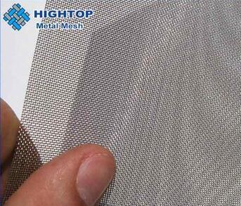 High temperature resistant dutch weave monel woven mesh filter