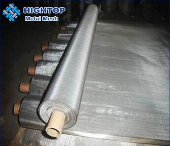 Stock quality 20 mesh 2507 duplex stainless steel woven mesh