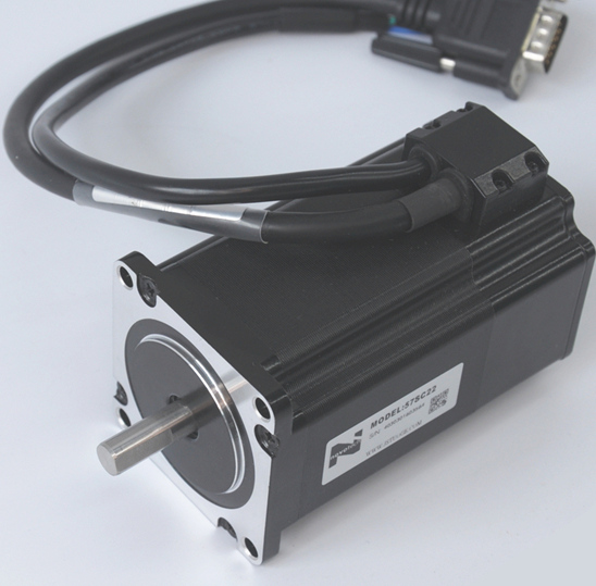 1.8 Degree NEMA 23 Hybrid Stepper Motor with High Torque