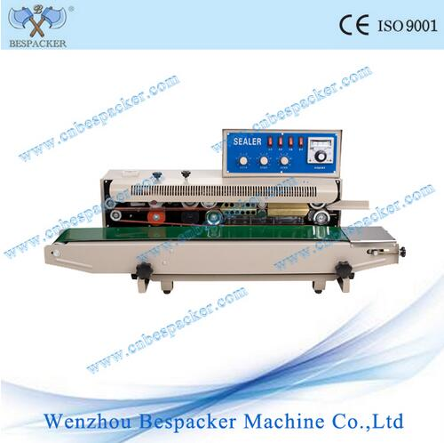 FRD-1000-1 Sealing Plastic Machine Continuous Band Sealer with Printing