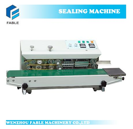 BF-900W Series Semi-Automatic Hot Sale Continuous Band Sealer