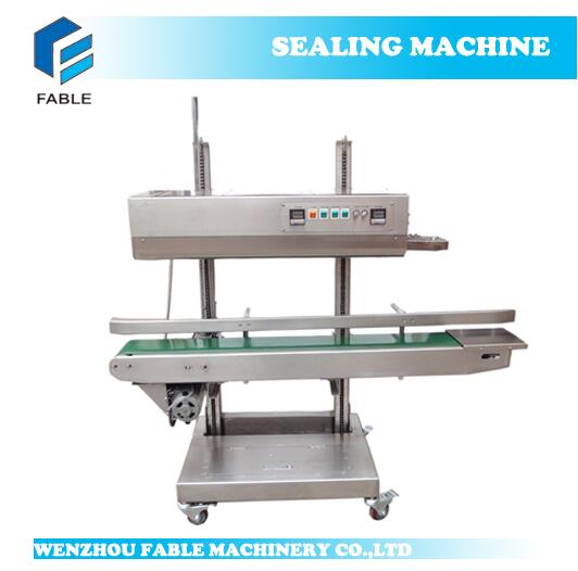 CBS-1100 Series Outpacking Solid-Ink Coding Continuous Band Sealer
