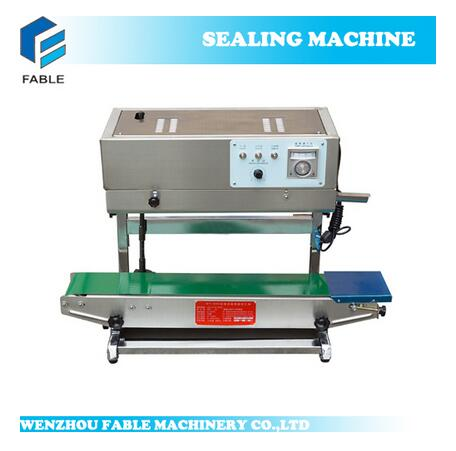 DBF-900LW Series Continuous Heat Bag Vertical Band Sealer