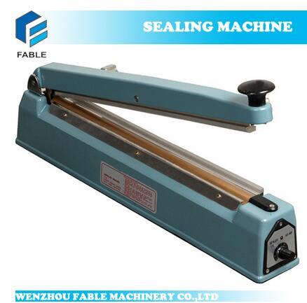 PFS-500 Table Top Impluse Manual Bag Hand Impulse Sealer