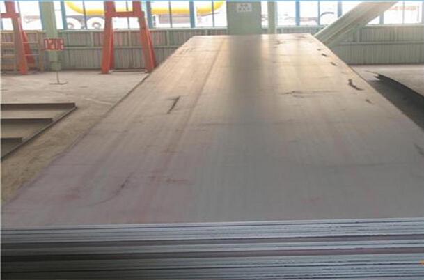 Stock High-Strength Steel Plate