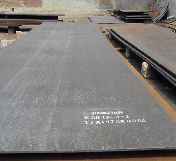 Competitive Price High-Strength Steel Plate