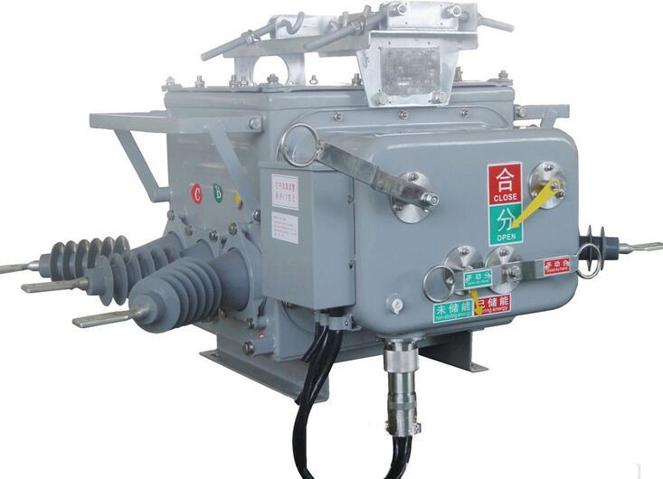 ZW20B(F)-12 Series outdoor HV AC 11KV Vacuum circuit breaker