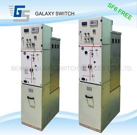 ELX24 Eco-friendly Gas Insulated Ring Main Unit Switchgear
