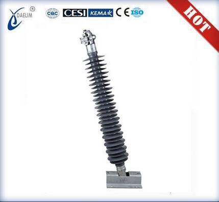 69kV High Voltage anti-pollution post Composite Polymer insulator
