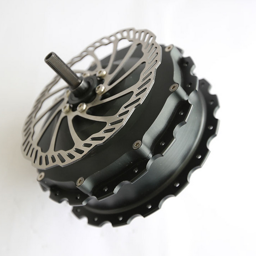 Small Electric DC Motor Brushless Scooter Hub Motor