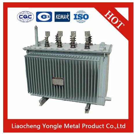 ISO9001 250 KVA oil immersed power transformer cheap price