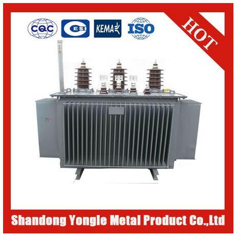 11KV 630KVA Oil Immersed Power distribution transformer