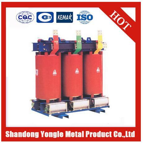 SCB10 Series 30-3000kva 220v 12v dry type power transformer