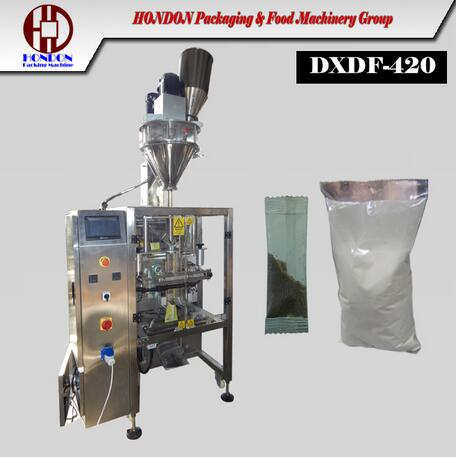 DXDF-420 Stand-up Pouch Stevia Powder Packing Machine