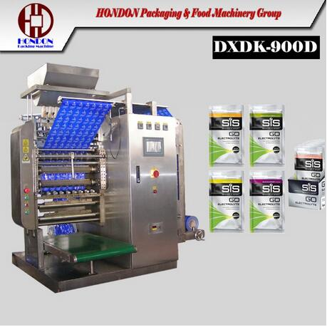 Model DXDK-900D Automatic Sugar Sachet Packing Machine
