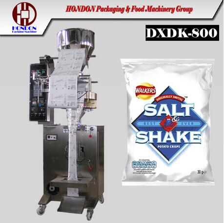DXDK-800 Series Pillow Packing Forming Filling Sealing Machine