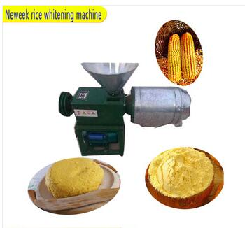 small business use rice grain wheat flour milling machine