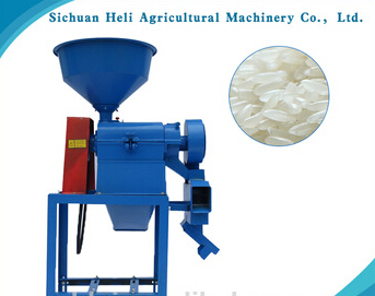 2.2kw home use small 6N80 mini rice milling machine for sale