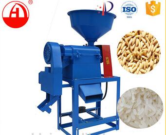 Efficiency Mini Separating Rice Milling Machine