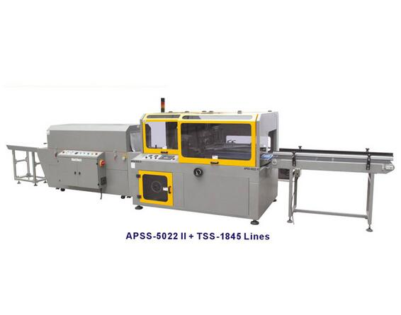 APSS-5022II Fully Automatic Food Sealing Heat Shrink Packaging Machine