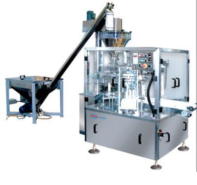 XFG Automatic Melt Molding Electric Powder Packing Machine